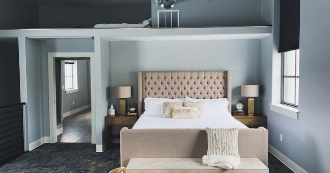 Some Tips on How to Arrange Furniture in the Bedroom